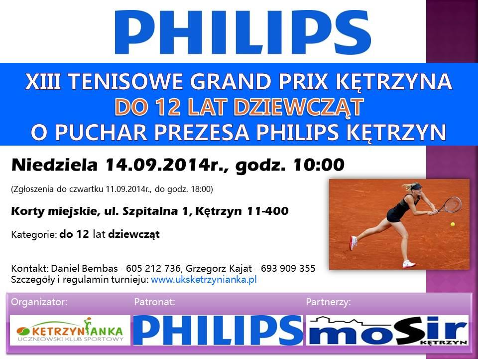 20140914 UKS Kętrzynianka - XIII Grand Prix Kętrzyna _do_ 12lat dziewcząt