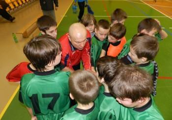 Kętrzyńscy młodzicy po I rundzie rozgrywek