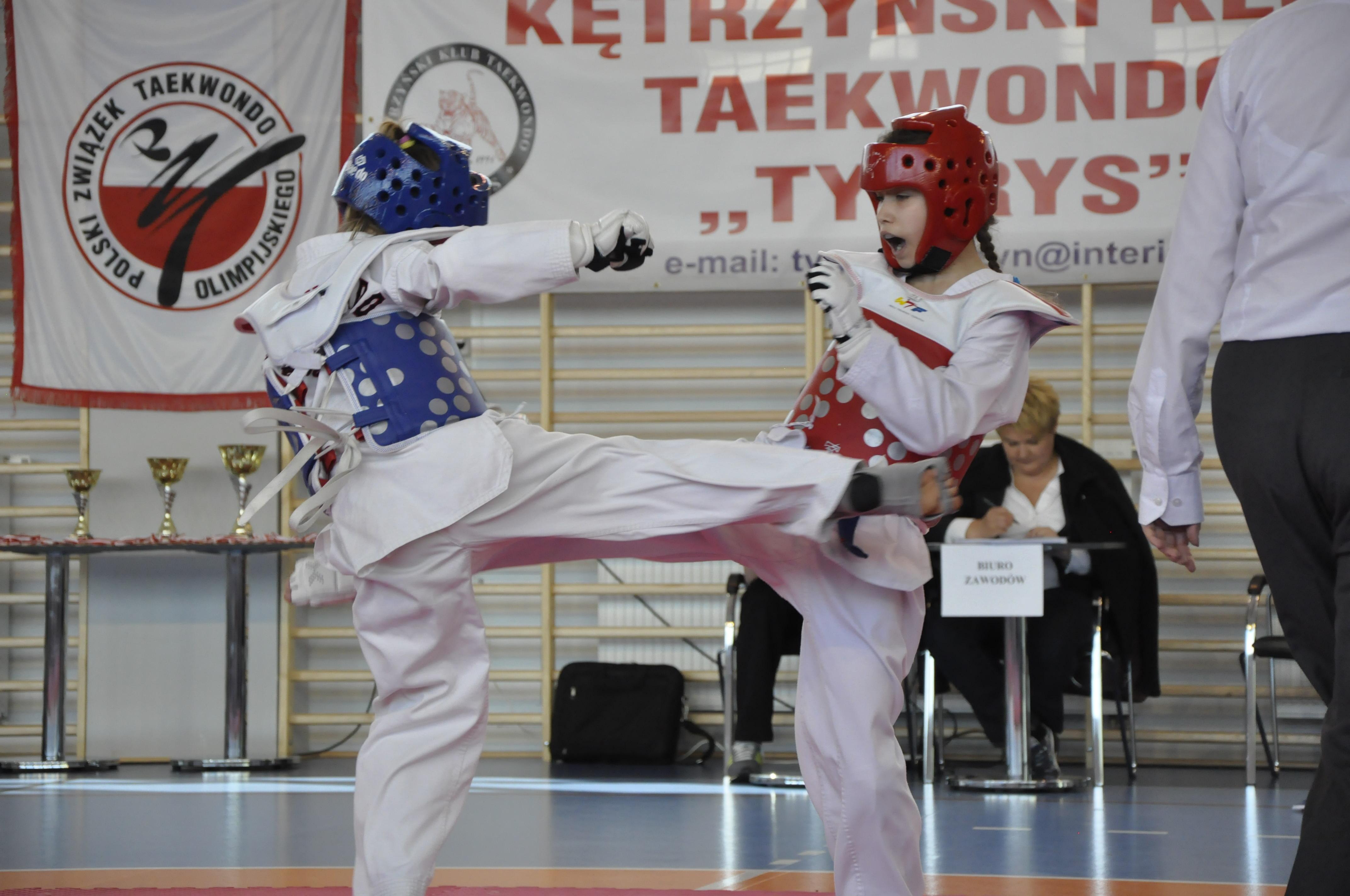 Puchar Warmii i Mazur w Taekwondo Olimpijskim 2015