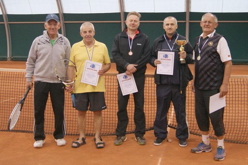 """Turniej Tenisowy Amatorów w kategorii """"Open"""" i """"+50″"""